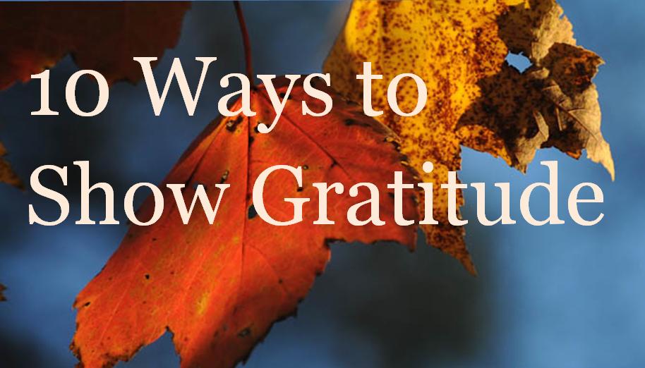 Can Gratitude Make You Feel Better?